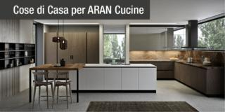 "Cucina su misura: LAB13 la proposta ""sartoriale"" di ARAN Cucine"