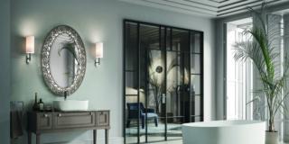 In bagno, stile classico o moderno? Un mix, per un risultato originale e senza tempo