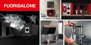 Elettrodomestici e tecnologia al Fuorisalone 2021