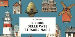 il libro delle case straordinarie copertina