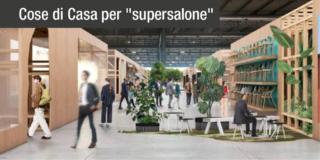 """supersalone"" da oggi in Fiera a Milano-Rho"