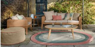 Tappeti da esterno, per il giardino o anche per un piccolo balcone
