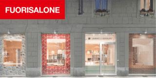 Il nuovo concept store Jannelli&Volpi e le altre novità del Brera Design District