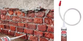 Protezione antimuffa Muro Asciutto di Saratoga