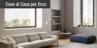 Serramenti Erco: sofisticato design firmato Giuseppe Bavuso