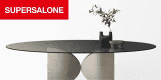 """Tavoli e tavolini per una nuova convivialità, le novità presentate al """"supersalone"""""""
