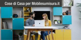 Con Mobilesumisura.it l'arredamento su misura diventa accessibile a tutti, sia per i costi che per i tempi