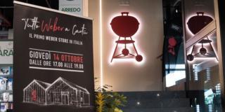 Barbecue: è nato il primo Weber Store in Italia